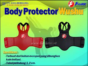 Body Protector Wushu