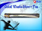 Golok Wushu Show + tas