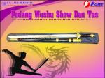 Pedang Wushu + tas